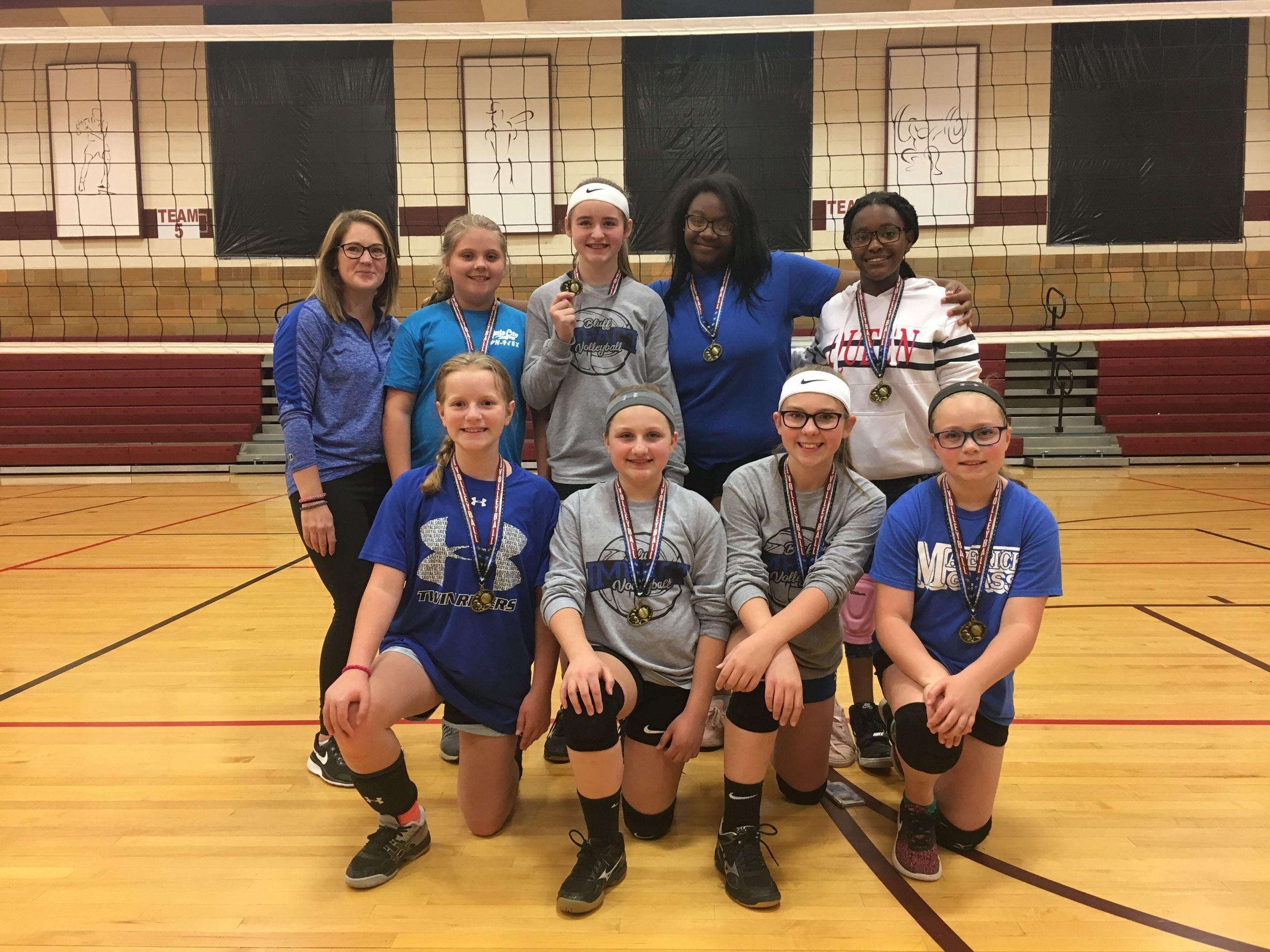 Alsko girls volleyball | poplar bluff, mo