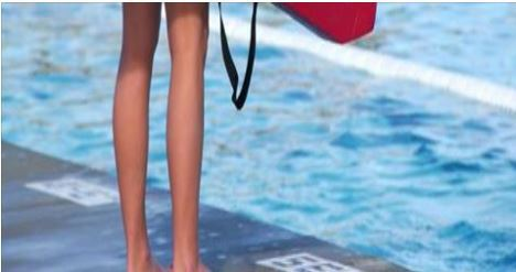 Lifeguard legs